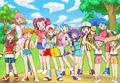 Pokémon Girls - pokemon photo