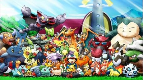 Pokémon kinds