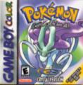Pokemon Crystal NA Box - pokemon photo