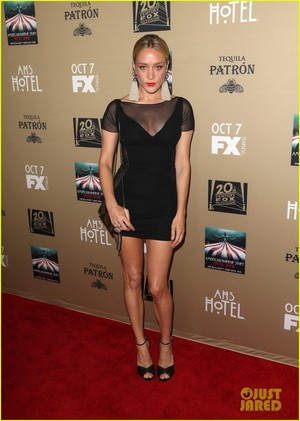 Premiere  American Horror Story: Hotel held at the Regal Cinemas LA