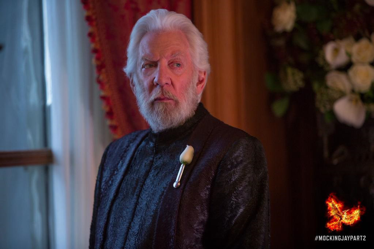 President Snow - The Hunger Games Wallpaper (38971429 ...