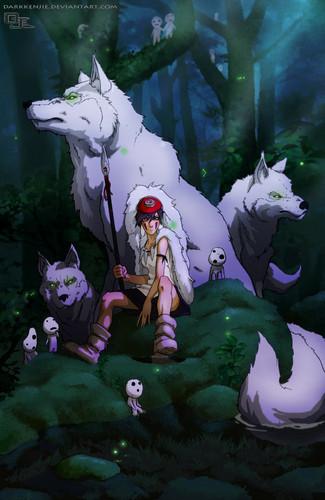 Studio Ghibli images Princess Mononoke HD wallpaper and ...
