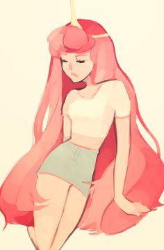 Princess bubblegum classy