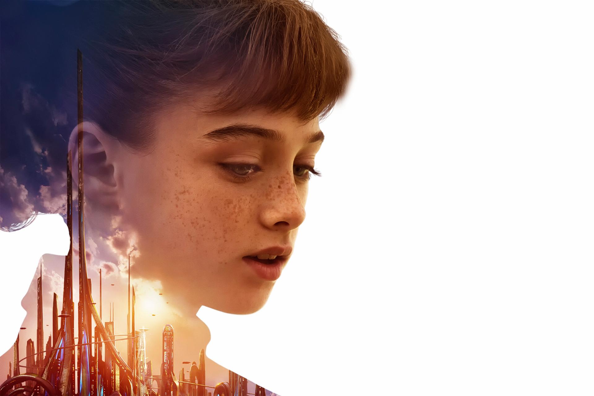 Raffey Cassidy - Tomorrowland 2015