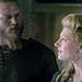 Ragnar and Lagertha - vikings-tv-series icon
