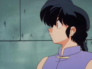 Ranma 1/2 OVA Ranma Saotome 早乙女 乱馬