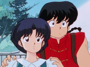 Ranma and Akane
