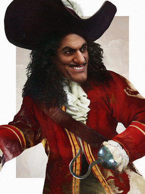 Real Life Captain Hook