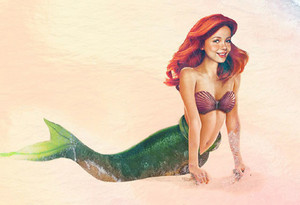 Real Life disney Female Characters - Ariel