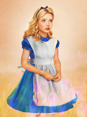 Real Life Disney Female Characters -