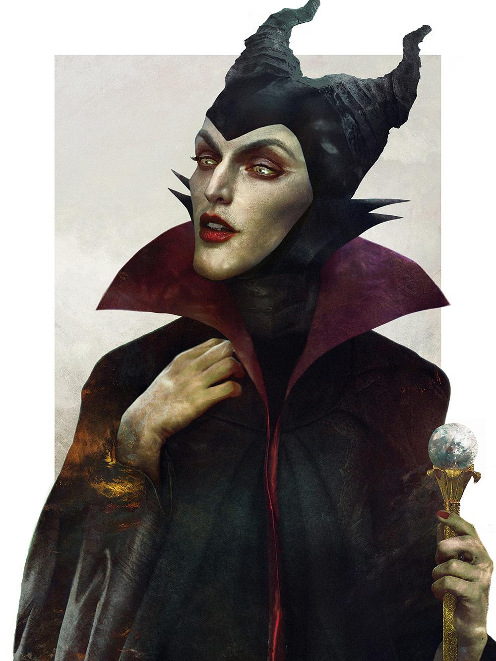 Real Life Maleficent Disney Villains Fan Art 38987058