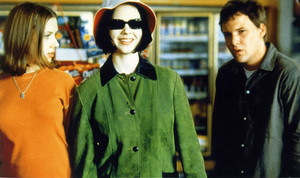 Rebecca, Enid and Josh