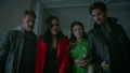 Regina, Robin, Belle, and Hook - once-upon-a-time photo