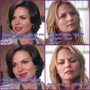 Regina's Forbidden 과일