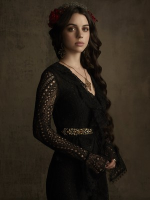 Reign Season 3 Mary Stuart Portrait