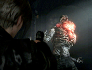 Resident Evil 6 - Shrieker aan het uploaden Screen