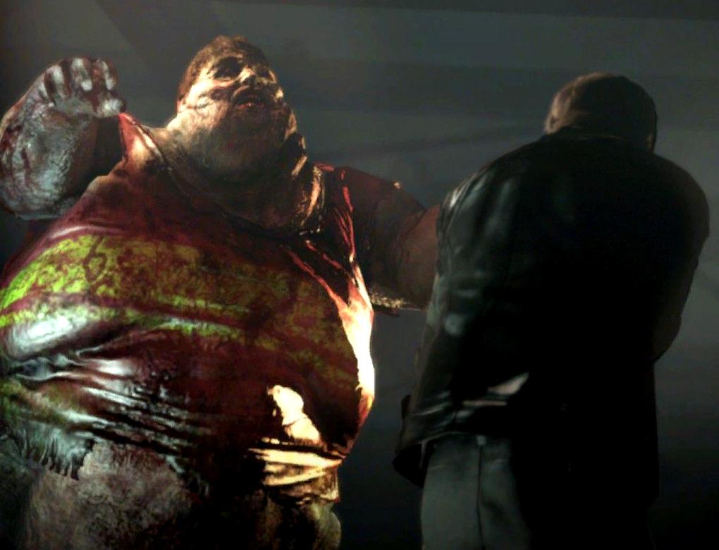 Resident Evil 6 - Whopper Supreme loading Screen