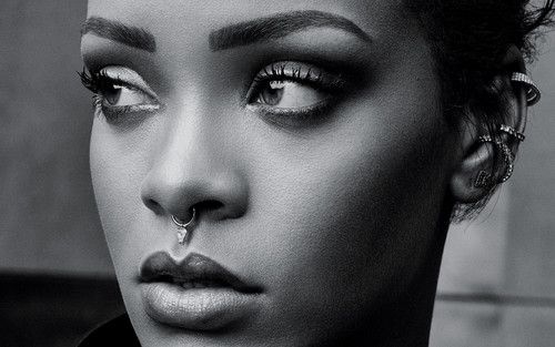 Rihanna wallpaper entitled Rihanna for T magazine