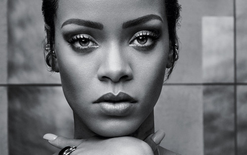 Rihanna wallpaper entitled Rihanna for T magazine