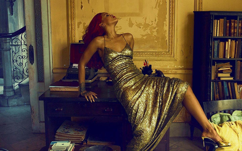 Rihanna for Vanity Fair