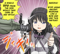 Rocket launcher homura