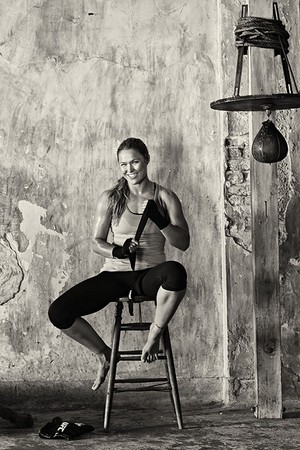 Ronda Rousey - Brian Bowen Smith Photoshoot