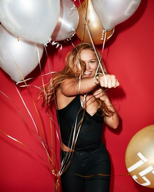 Ronda Rousey - ESPN's 15th Anniversary Issue - May 2015