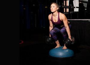 Ronda Rousey - Oxygen Magazine Photoshoot - 2013