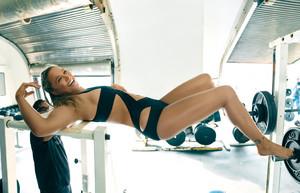 Ronda Rousey - Rolling Stone Photoshoot - 2015