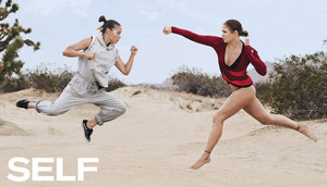Ronda Rousey - Self Magazine Photoshoot - November 2015