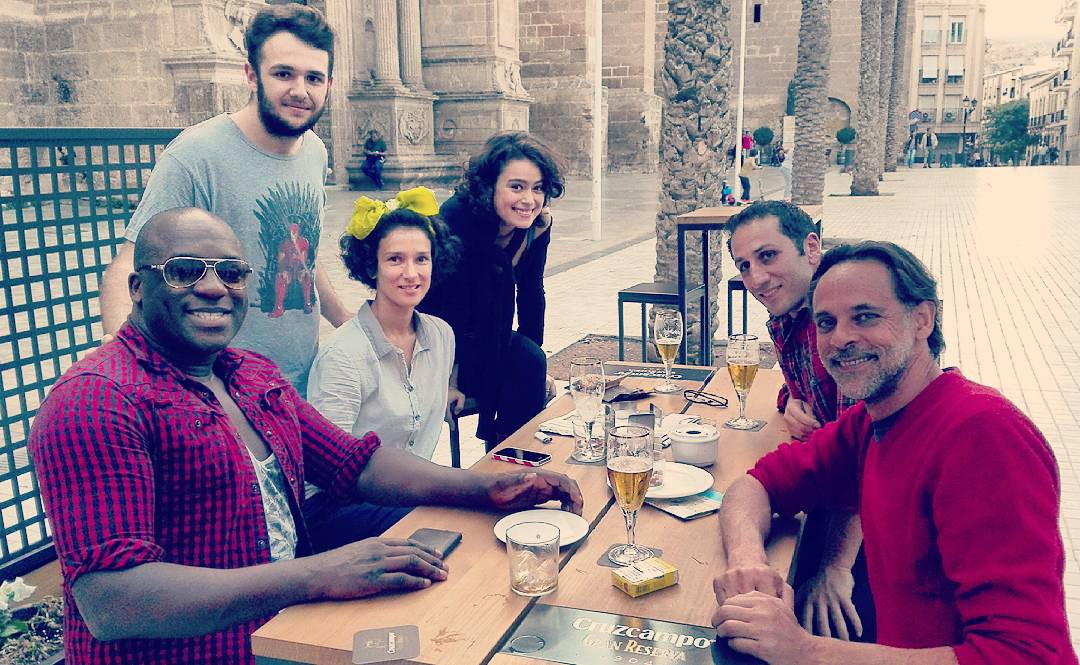 Rosabell Laurenti Sellers Game Of Thrones Season 6 with Co Stars