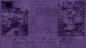 Rose Dyson and Laura Glue fondo de pantalla