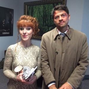 Ruth and Misha