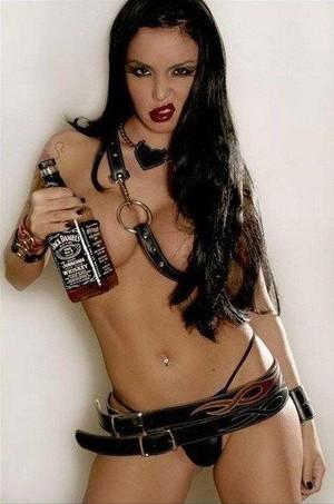 SHE'S GOT THE JACK.......