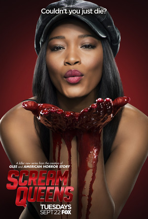 Scream Queens Poster - Keke Palmer as Zayday Williams