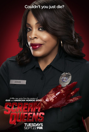 Scream Queens Poster - Niecy Nash as Denise Hemphill