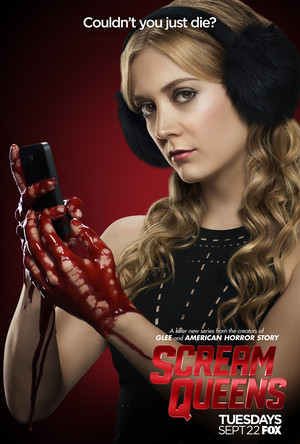 Scream Queens Poster - Billie Lourd as Chanel #3