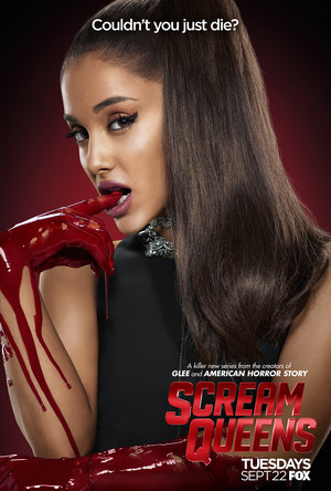 Scream Queens Poster - Ariana Grande as Chanel #2
