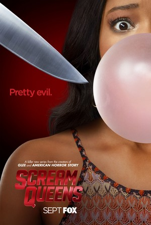 "Scream Queens - ""Pretty Evil"" Poster - Keke Palmer a Zayday Williams"