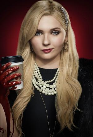 Scream Queens - Season 1 Portrait - Abigail Breslin as Chanel #5