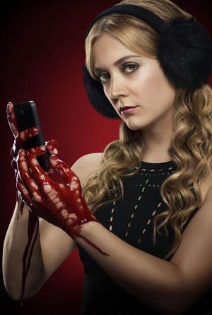Scream Queens - Season 1 Portrait - Billie Lourd as Chanel #3
