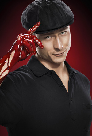 Scream Queens - Season 1 Portrait - Glen Powell as Chad Radwell