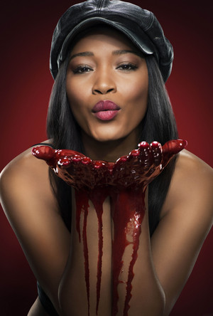 Scream Queens - Season 1 Portrait - Keke Palmer as Zayday Williams
