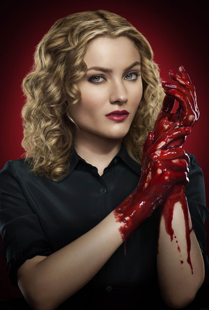 Scream Queens - Season 1 Portrait - Skyler Samuels as Grace Gardner