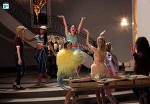 "Scream Queens ""Seven Minutes In Hell"" (1x06) promotional pictures"