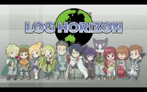 Log Horizon 壁紙 with アニメ titled Screen Shot 2015 09 03 at 3.01.26 PM