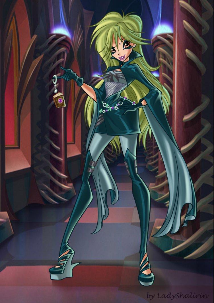 Selina Dark Witch
