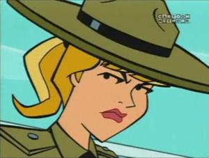 Sergeant Trixie