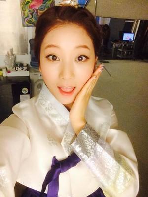 SeungYeon_chuseok