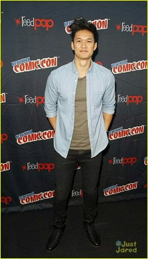 Shadowhunters at NY Comic Con